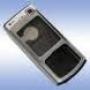 Корпус оригинальнай Nokia N70 silver
